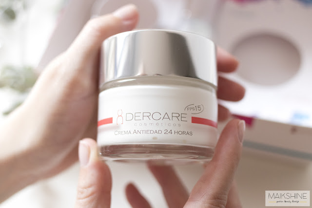 Review crema antiedad 24 horas Dercare Higifar