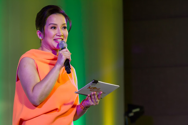Kris Aquino, Fucidin®, wound infection