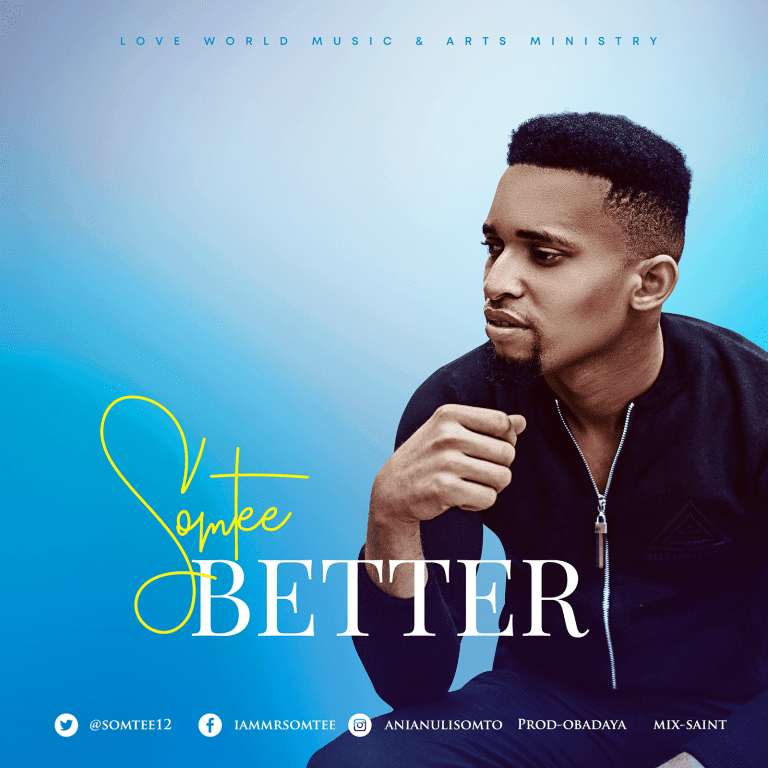 Download mp3 Better by Somtee - Klassicboyz com