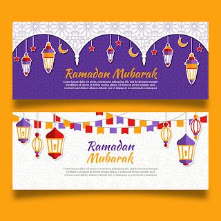 Desain Banner Ramadhan Keren - Wiki Dzgn
