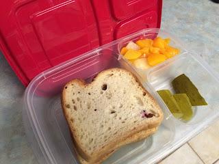 two sandwiches in my #sunsellabuddybox