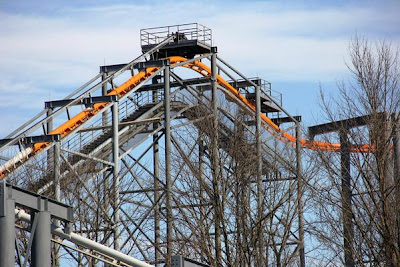 Kings Island- The Bat Overhaul