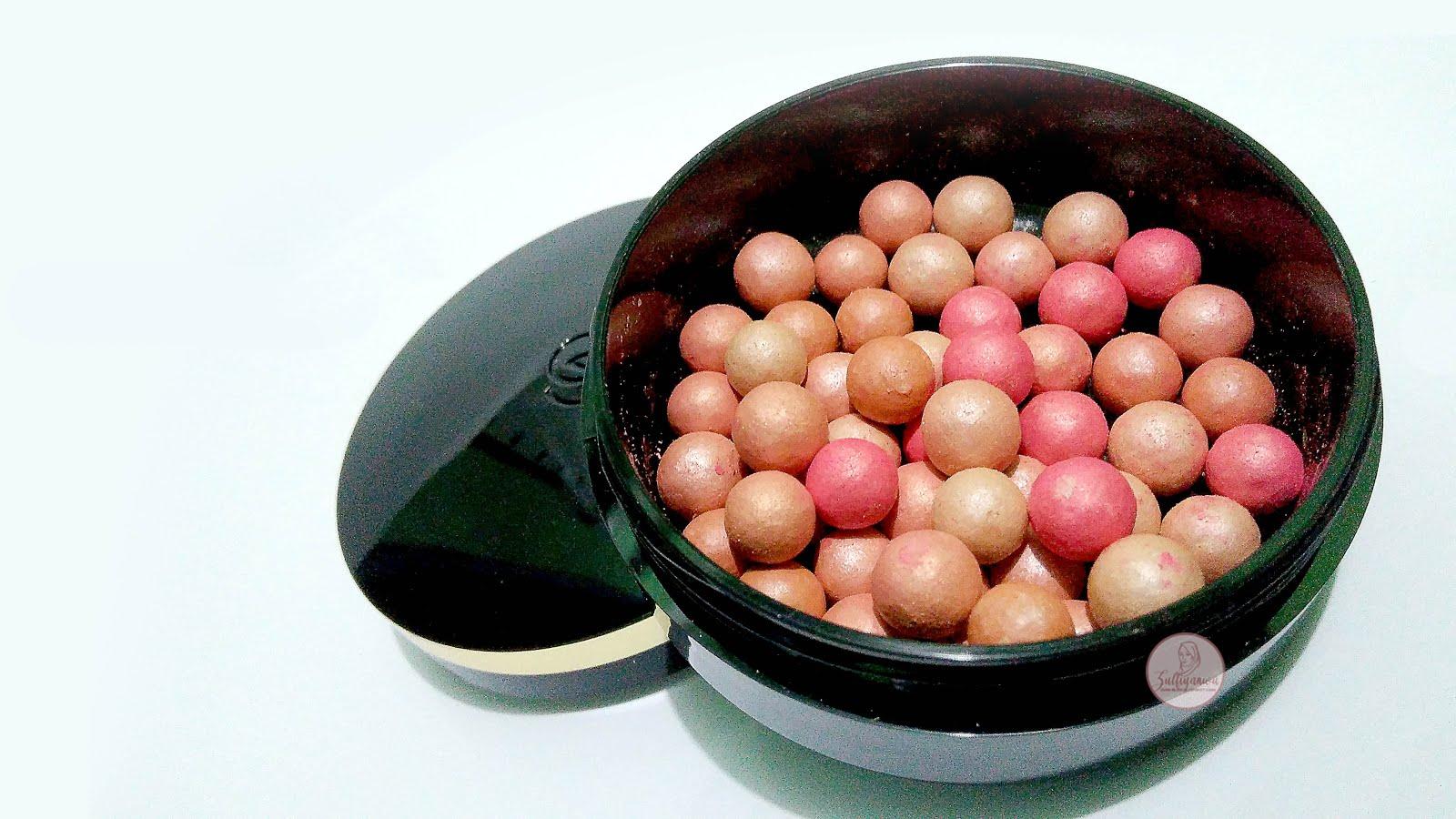 орифлейм bronzing pearls