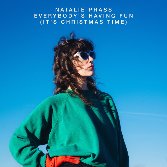 Music Television music video by Natalie Prass for her Christmas song titled Everybody's Having Fun (It's Christmas Time).