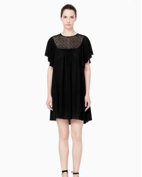 Fondo de armario rebajas FW 2015-2016 little black dress mini