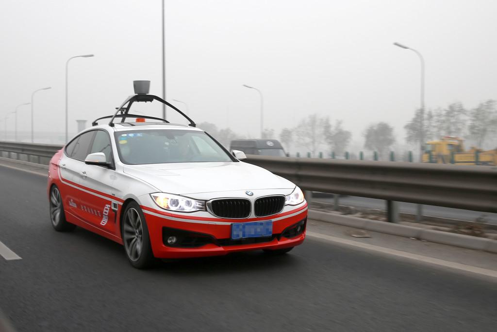 自動駕駛車來了!百度、三星接連宣布加入開發行列