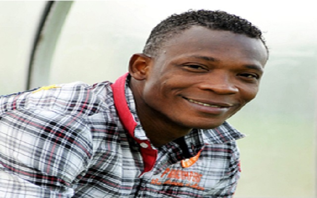 I'm undertaking a coaching course - John Paintsil