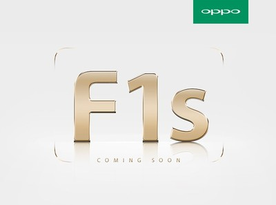 Oppo F1s Coming Soon