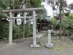 上御霊神社神明社