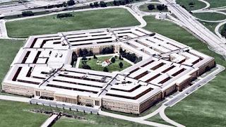 مركز وزارة الدفاع الامريكي