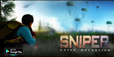 Sniper Cover Operation Mod Apk (Unlimited Gold Coins) FPS Shooting Games 2019
