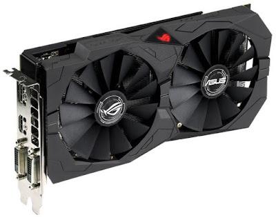 Asus ROG Strix Radeon RX 570 OC