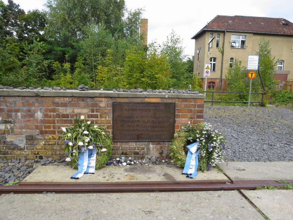 אנדרטת זכרון ברציף 17 גרונהוולד