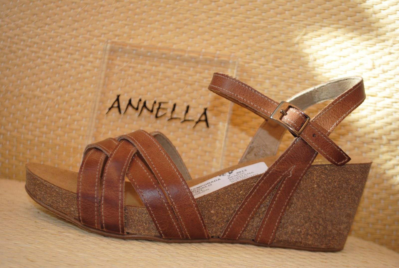 ShoesSandalias Annella PielMade Spain Con Cuña In trQCdhxBs