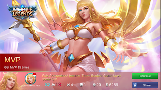 Tips Trik menggunakan Hero Rafaela Di Mobile Legends