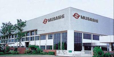 Lowongan Kerja Jobs : Operator Produksi Lulusan Min SMA SMK D3 S1 PT Musasi Auto Parts Indonesia
