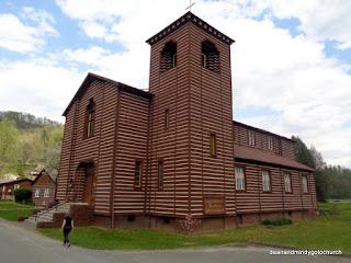 Presbyterian church in Buckhorn, Kentucky