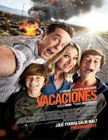 Vacaciones (2015) online y gratis