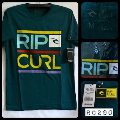 Kaos Distro Surfing Skate RIP CURL Premium Kode RC290