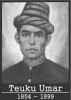 Profile Lengkap Teuku Umar Pahlawan Aceh yang paling ditakuti Belanda