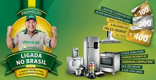 Participar da promoção Liquigás 2016 Ligada no Brasil