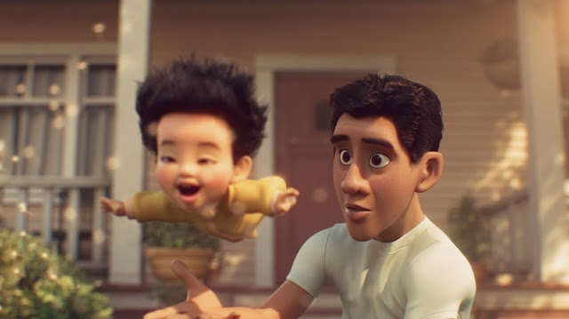 Filipinos will be represented in a Pixar animated short film