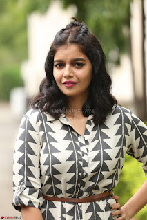 Swathi Reddy Looks super cute at London Babulu theatrical trailer launch ~  Exclusive 053.JPG
