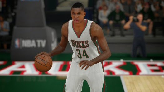 NBA 2K15 Roster Update - February 12, 2015