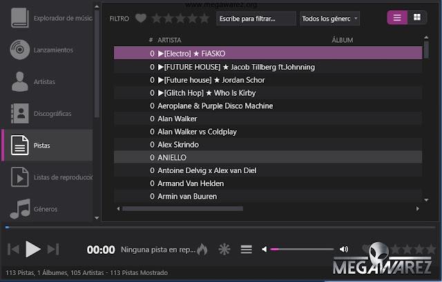 Helium Music Manager 12 imagenes