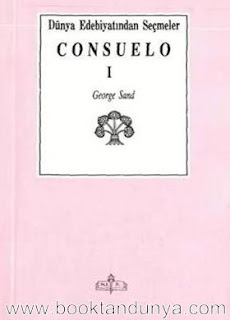 George Sand - Consuelo 1-2-3-4. Cilt
