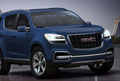 Gmc Envoy 2018 Specs Price Release Usa Cars News