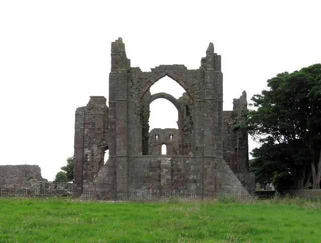 Lindisfarne Priory - Lindisfarne