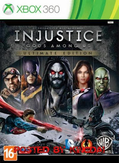 Injustice: Gods Among Us PC Download Full Version