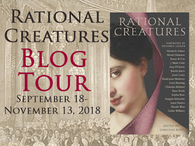Blog Tour- Rational Creatures Anthology, Edited by Christina Boyd