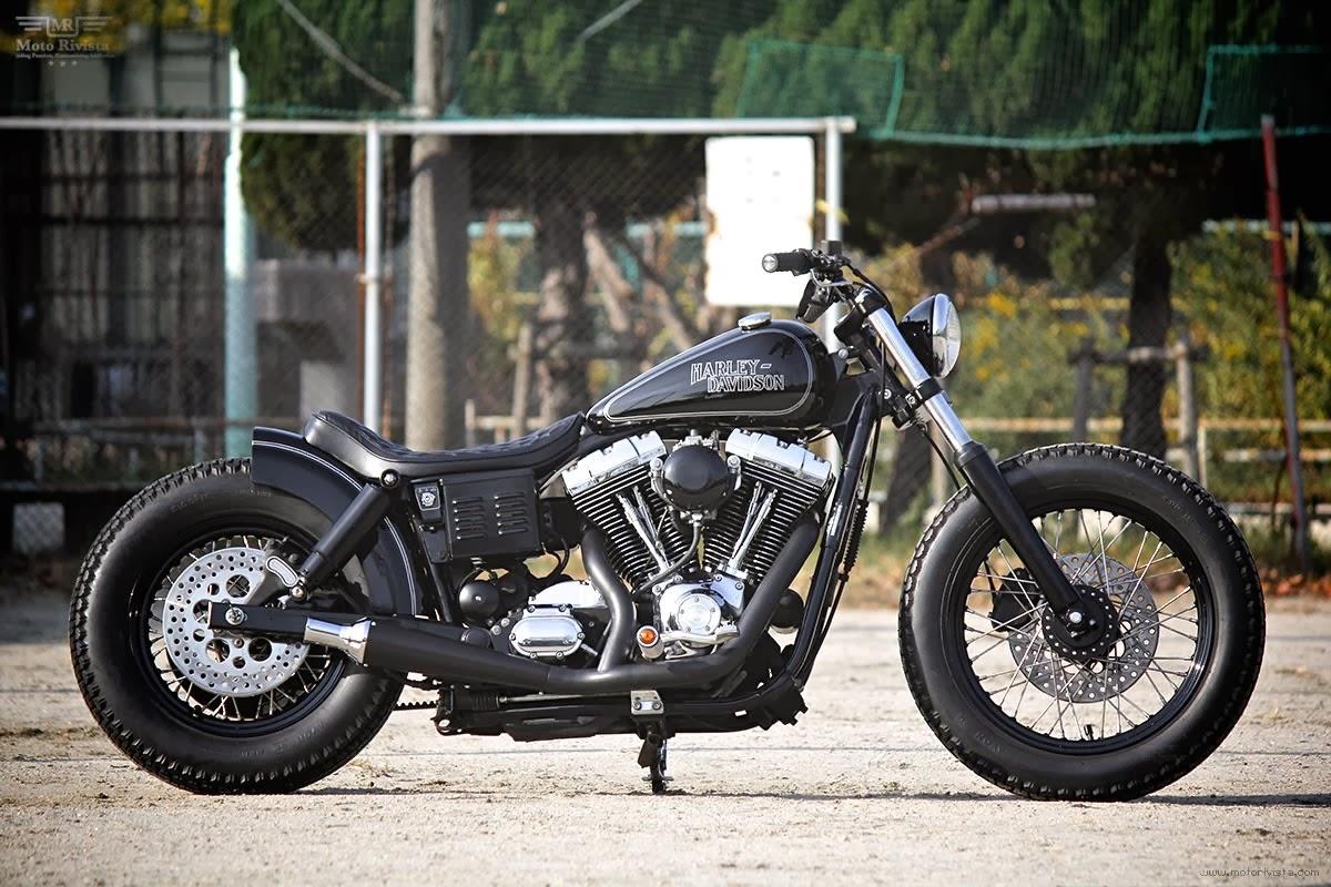 biker excalibur ii custom harley davidson fxdl via moto rivista. Black Bedroom Furniture Sets. Home Design Ideas