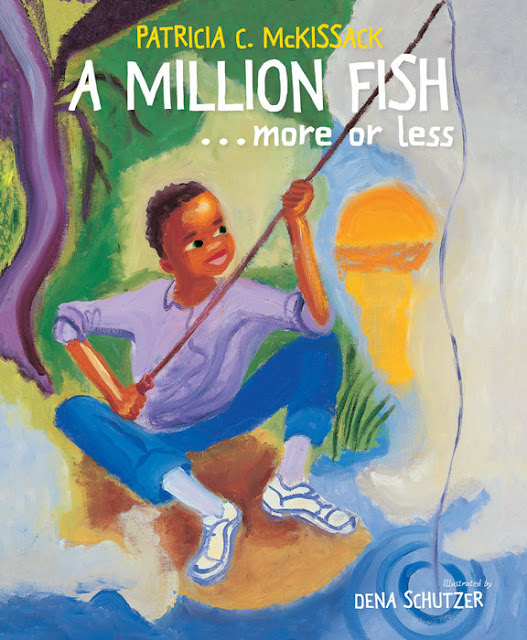 http://www.penguinrandomhouse.com/books/112081/a-million-fishmore-or-less-by-patricia-c-mckissack/