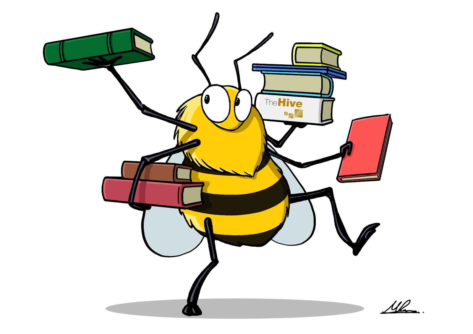 Michael's Animation Blog: The Hive Worcester- it's the ...