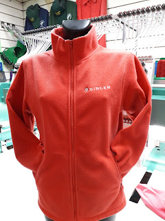 Personalised Fleece Jacket