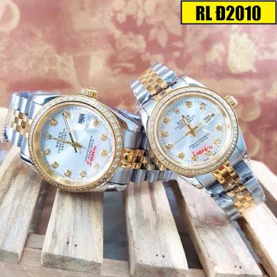 Đồng hồ cặp đôi Rolex Đ2010