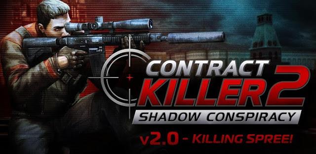 CONTRACT KILLER 2 v2.0.3 APK