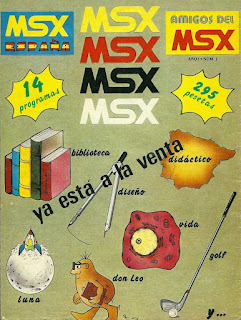 Amigos del MSX