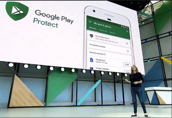 تحديث جديد لمتجر بلاي يجلب واجهة تتضمن خدمة Play Protect للحماية من تطبيقات الخبيثة