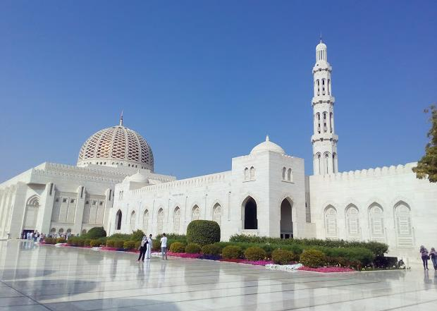 grand mosque sultan qaboos