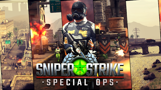 Descarga ya Sniper Strike: Special Ops