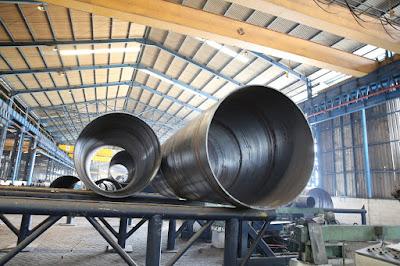 Pabrik Pipa Spindo Berkualitas Murah