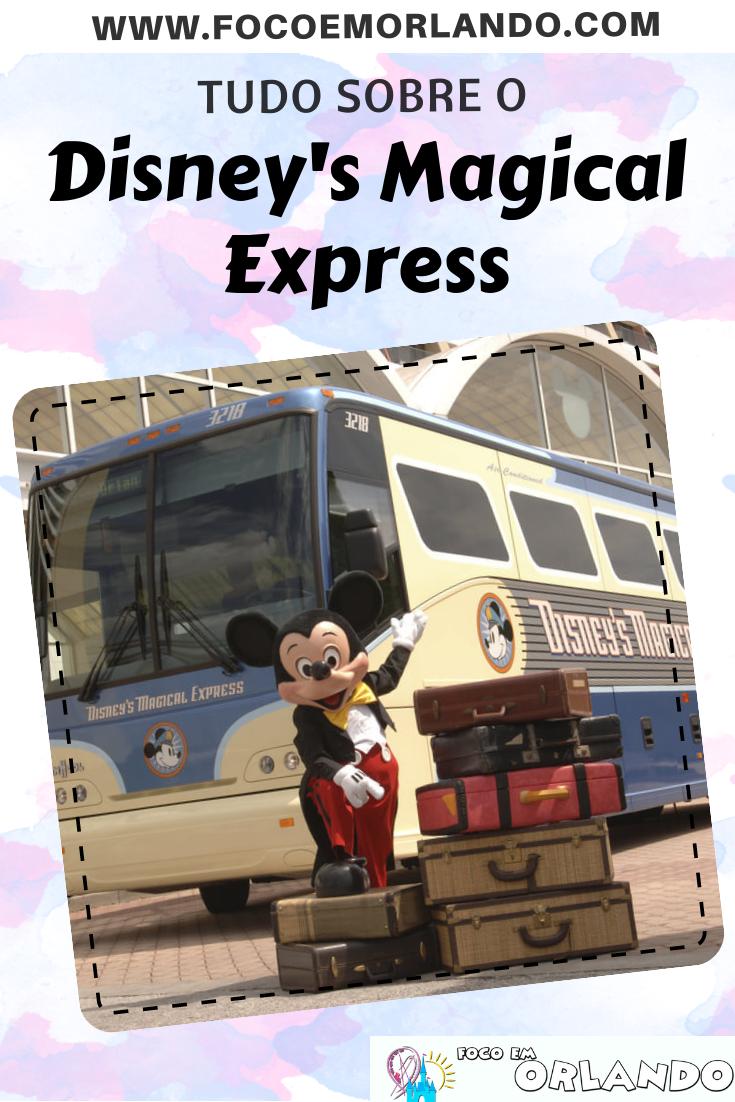 Tudo sobre o Disney's Magical Express