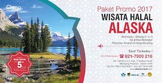 Wisata Halal Alaska