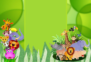 Jungle babies free printable invitations oh my fiesta in english from famf filmwisefo