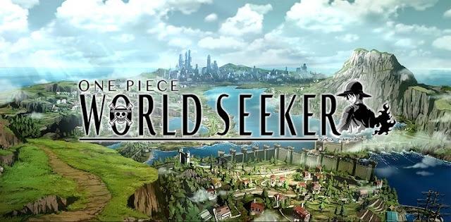 الإعلان رسميا عن لعبة One Piece : World Seeker القادمة كعالم مفتوح لجهاز PS4