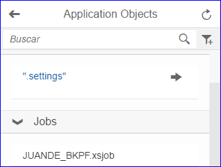 How to scheduling XS Job to call stored procedures